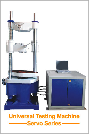 Universal Testing Machine: Servo Series